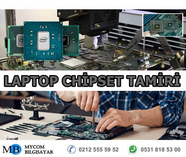 monster laptop chipset tamiri